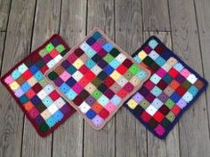 Crochet Pet Mat