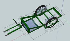 Trailer Construction Tips - Page 3 - Bike Forums