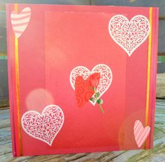 Half Price, Valentine Day Cards, Love Heart, My Etsy Shop, Hearts, Awesome, Unique Jewelry, Handmade Gifts, Vintage