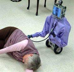 iRobot creates new business unit for healthcare robotics