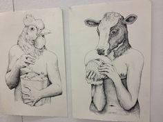 vegan art tumblr - Google Search
