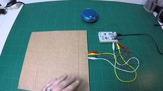 Made some hidden capacitive touch buttons using copper tape and electric paint, triggering sound effects using Bare Conductive's Touch Board. Boards, Buttons, Touch, Tutorials, Projects, Planks, Log Projects, Blue Prints, Wizards