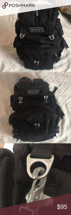 Oakley Tactical Field Gear Backpack Barely Used Oakley Tactical Field Gear  Backpack Barely Used  you fb7c485b63