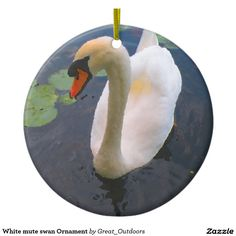 Shop Common Mute Swan Paper Plates created by Great_Outdoors. Paper Napkins, Paper Plates, Mute Swan, Cake Servings, Party Tableware, Hanging Ornaments, White Porcelain, Biodegradable Products, Tea Pots