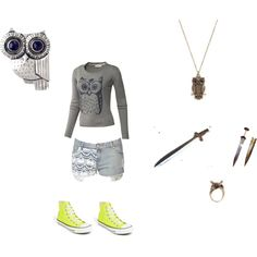 """""""Daughter of Athena: Camp Half Blood"""" by georgie-pie49 on Polyvore"""