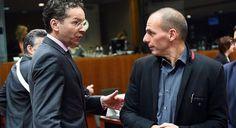 Η φράση του Βαρουφάκη που σόκαρε το Eurogroup: «Σας λυπάμαι, είστε σκουπίδια»