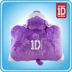 Characters :: Official One Direction Puppy - My Pillow Pets™   The Official Home of Pillow Pets™