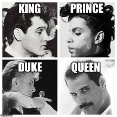Freddie is the Queen Elvis Presley, Pop Rock, Rock N Roll, Good Music, My Music, Metallica, Queen Meme, We Will Rock You, Queen Freddie Mercury