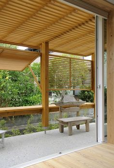 The property 2310 E St, Tucson, AZ 85719 is currently not for sale on Zillow. Japanese Interior, Japanese Design, Japanese Architecture, Sustainable Architecture, Outdoor Rooms, Outdoor Living, Backyard Seating, Shade Structure, Courtyard House