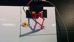 Whiteboard Clock Video & Plans #STEM #Classroom #Clock #MAKE #MAKER DIY #Arduino #RasPi #Funny #Hobby