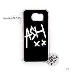 Ashton Irwin Signature 5SOS black Phone Case For Apple, iphone 4, 4S, 5, 5S, 5C, 6, 6 +, iPod, 4 / 5, iPad 3 / 4 / 5, Samsung, Galaxy, S3, S4, S5, S6, Note, HTC, HTC One, HTC One X, BlackBerry, Z10