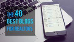 The 40 Best Blogs for Realtors