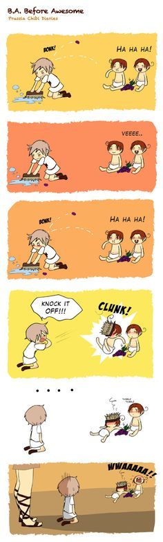 Chibi Prussia Diaries -020- by Arkham-Insanity on deviantART