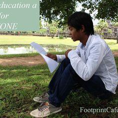 www.footprintcafes.org  #csr #charitytuesday #socialgood #givingback #greatcoffee