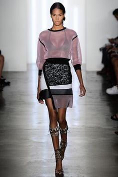 Ohne Titel Spring 2015 Ready-to-Wear Fashion Show: Complete Collection - Style.com