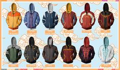 "You're Going To Go Crazy Over These ""Avatar: The Last Airbender"" & ""The Legend Of Korra"" Hoodies"