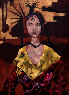 #meditation #painting