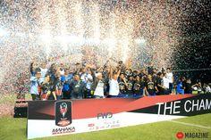 Minggu 18 Oktober 2015, Pertandingan Final Piala Presiden pun digelar di Stadion Utama Gelora Bung Karno mempertemukan Persib Bandung dengan Sriwijaya FC Palembang. Pertandingan yang menyita banyak perhatian jutaan rakyat Indonesia ini berjalan dengan menarik.