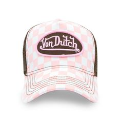 Von Dutch Hat, Diy Tops, Browning Logo, Accesorios Casual, Cute Hats, Outfits With Hats, Girls Fashion Clothes, Clothing Items, Clothing Staples