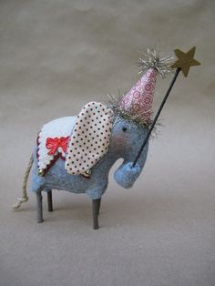 Sparkle the Circus Ellie EPATTERN by by cheswickcompany on Etsy, $4.95