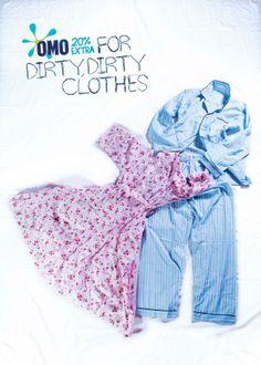 Omo Washing Powder: Dirty, Dirty Clothes, 2