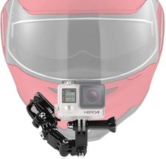 gopro helmet mount for front Chin side mount » Gopromount Gopro Helmet Mount, Best Pov, Safety Rope, Sports Nautiques, Motocross Helmets, Gopro Camera, Kit, Tampons, Bicycle