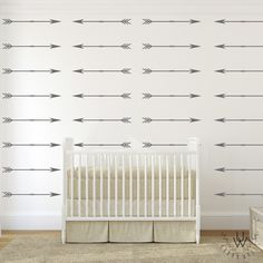 Arrows - Urban Walls - Designs By Danielle Hardy