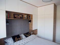 Small Bedroom Interior, Bedroom Built Ins, Bedroom Closet Design, Bedroom Furniture Design, Small Room Bedroom, Apartment Interior, Home Decor Bedroom, Small Bedroom Inspiration, Wardrobe Door Designs