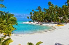 Pearl Beach -Tuamotu Islands, French Polynesia - The Beauty of Travel Pearl Beach, Outre Mer, Dream Pictures, Plitvice Lakes National Park, Beach Background, Nature Beach, Landscape Wallpaper, Tahiti, Bora Bora