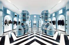 HITGallery stores by Fabio Novembre, Hong Kong