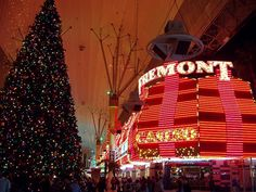 Fremont Street Christmas
