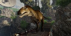 Primal Carnage, Diorama Ideas, Jurassic Park World, Dinosaur Art, Prehistoric Creatures, Lovers Art, Mammals, Pop Culture, Games