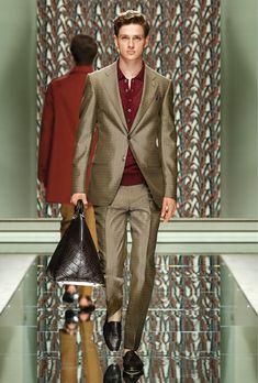 Ermenegildo Zegna Spring/Summer 2013 - http://olschis-world.de/  #ErmenegildoZegna #Menswear #Fashion