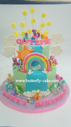 My Little Pony Cake Fantasy Party In 2019 Pinterest Little