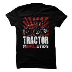 Tractor Revolution T-Shirts, Hoodies, Sweatshirts, Tee Shirts (19.99$ ==► Shopping Now!)