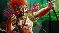 Lendas folclóricas brasileira Princess Zelda, Fictional Characters, Fantasy Characters