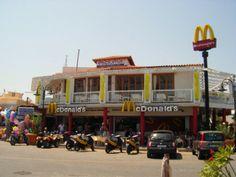 McDonald's Rhodes (Faliraki) - Fast Food in Rhodes