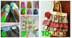 gifts to sew for Christmas