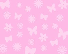 Pink Butterfly Backgrounds | Use this background in your Picaboo Photo Book ( ? )