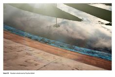 A fresh perspective on the Roubaix Velodrome from Pauline Ballet in Issue 53