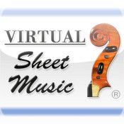 Virtual Sheet Music FREE - Download digital sheet music and play it off-line, listen to and download thousands of MP3 audio files