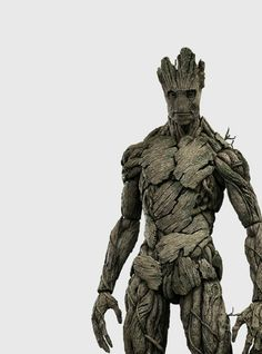Pre-Order Hot Toys Marvel Guardians of the Galaxy Groot Figure Marvel Comics, Marvel Heroes, Marvel Avengers, Marvel Fan, I Am Groot, Guardians Of The Galaxy, Galaxy Movie, Kino Film, Ball Jointed Dolls
