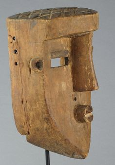 Masque LWALWA Congo Rdc Certificat authenticité provenance Lwalu mask MC0653