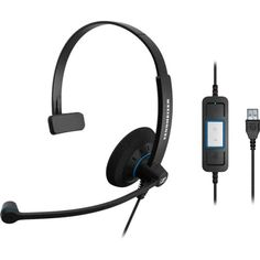 Introducing Sennheiser Sc 30 Usb Ctrl Headset  Mono  Black  Usb  Wired  60 Hz  16 Khz  Over The Head  Monaural  Supra Aural  689 Ft Cable  Noise Cancelling Microphone Product Type Audio ElectronicsHeadsetsEarsets. Great Product and follow us to get more updates!