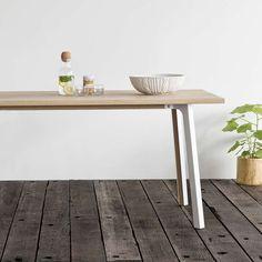 Maatwerk tafel type Fold