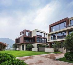 Lianjiang Butterfly Bay, Lianjiang, 2015 - NEXT Architects
