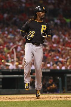 Andrew McCutchen, Pittsburgh Pirates