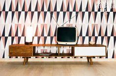TV-Möbel Stockholm,Kommoden und Sideboards,Produit,intérieur,brut,produitinterieurbrut,TV-Möbel Stockholm und vieles mehr tv-möbel von PIB, Ihrem Spezialisten für Möbel, Beleuchtung und Dekoration im Vintage Style .