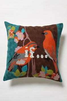 If...Then Pillow #anthropologie