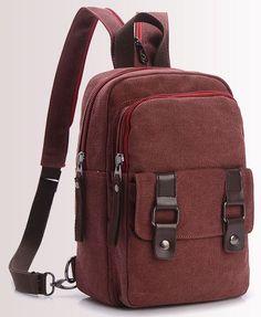 Canvas Bag Backpacks for Women